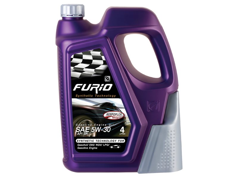 FURIO SYNTHETIC TECHNOLOGY 5W-30