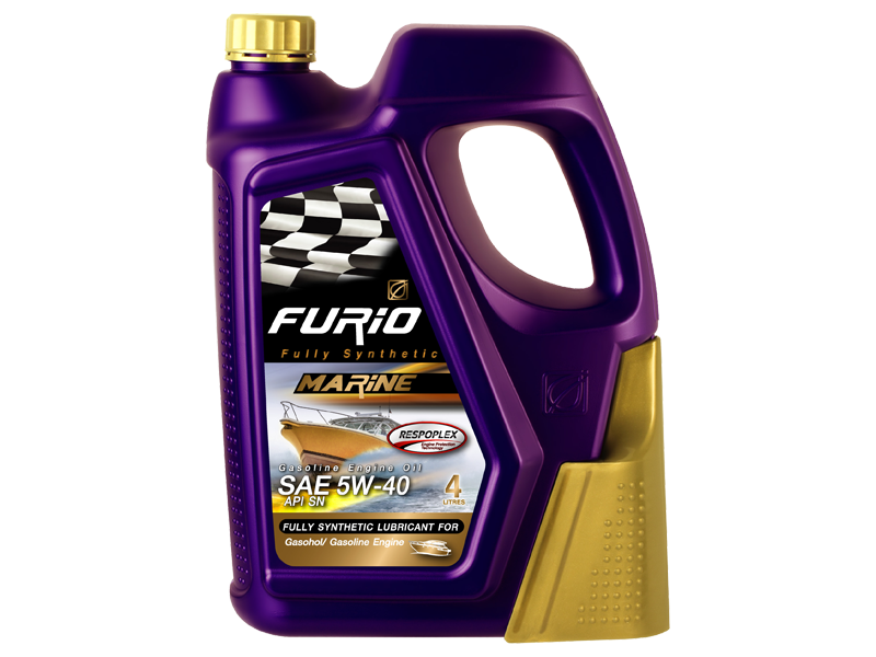 FURIO FULLY SYNTHETIC MARINE 5W-40