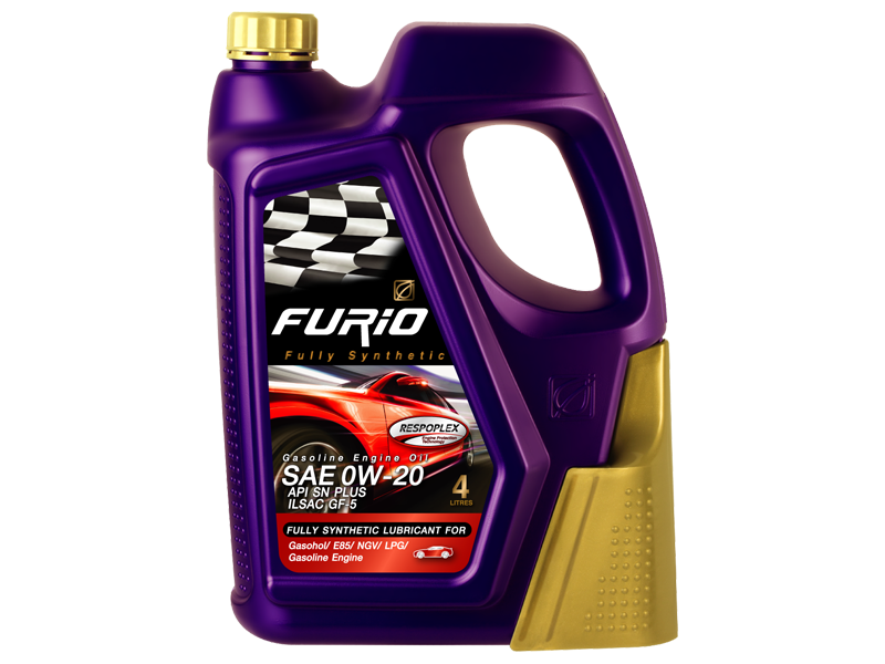 FURIO FULLY SYNTHETIC 0W-20