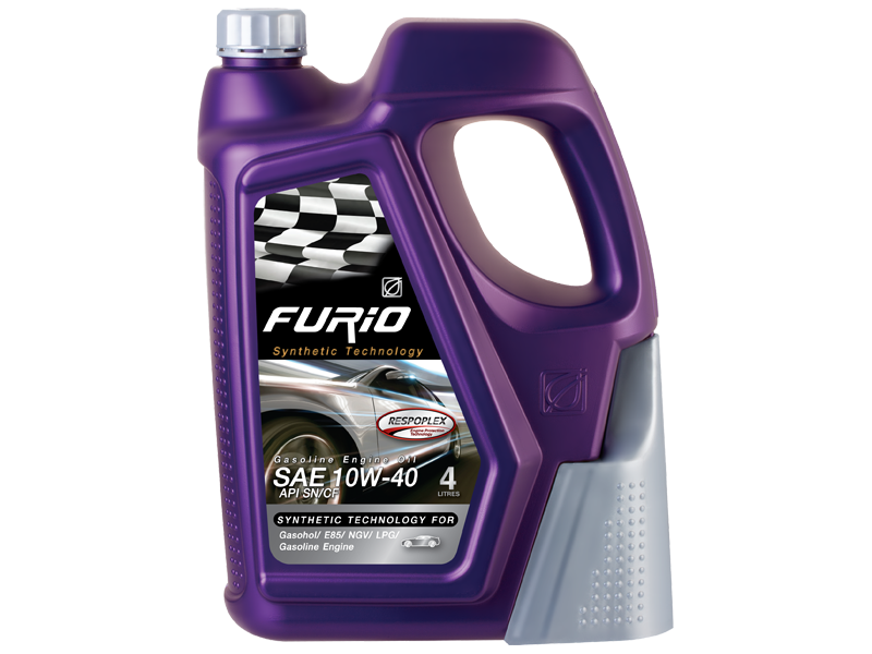 FURIO SYNTHETIC TECHNOLOGY 10W-40